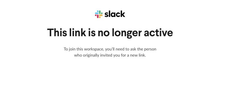 slack invite link