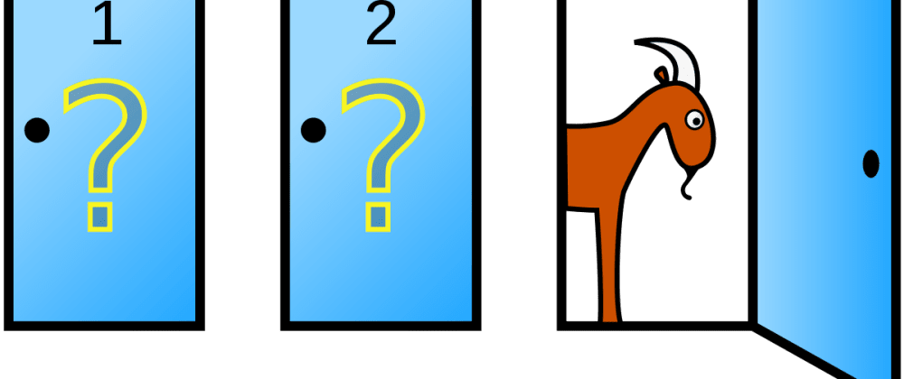 Cover image for Learn how to Simulate the monty hall problem in Python