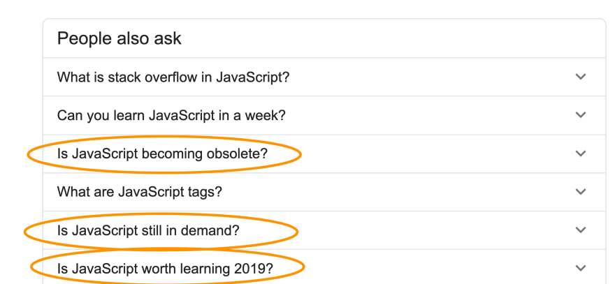 Is JavaScript still worth learning? - DEV Community 👩 💻👨 💻