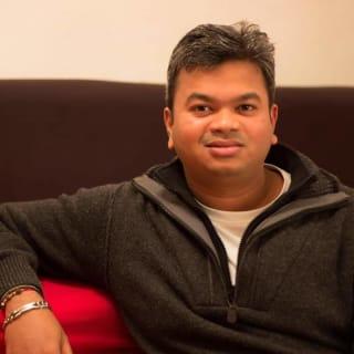 Manish R Warang profile picture