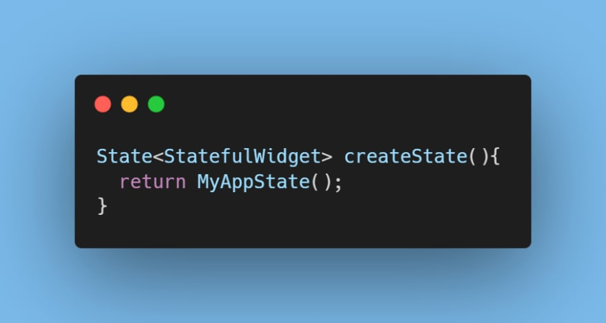 State Widget