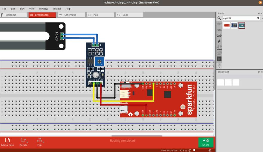Fritzing Circuit Designer