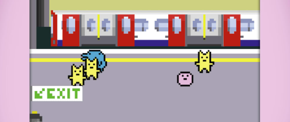 Cover image for Build a tamagotchi game with Realtime TFL Data — Tamago-Train!