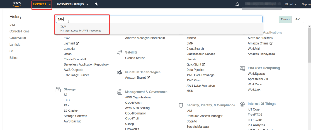 Cover image for How to secure an AWS Root account and create an admin user with access to Billing Information