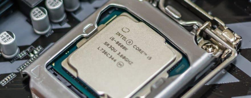 CPU in Socket