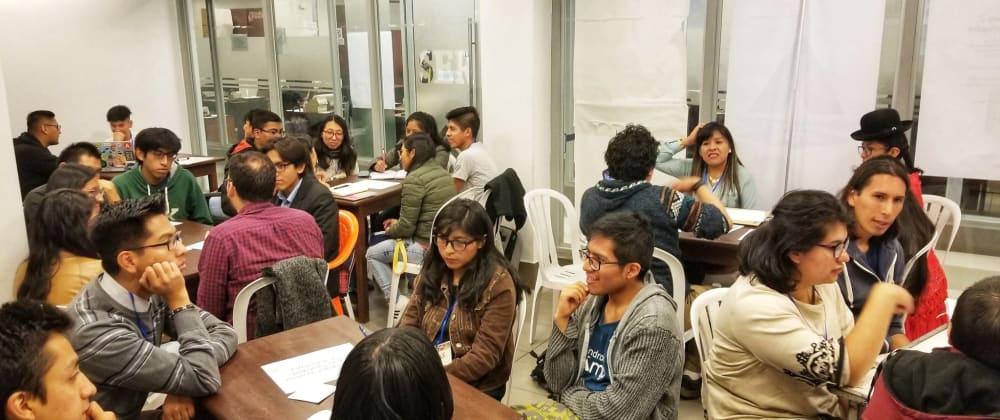 Cover image for Global Diversity CFP Day en La Paz