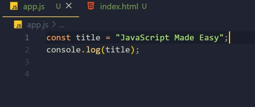 Cover image for JavaScript Made Easy: Part 15