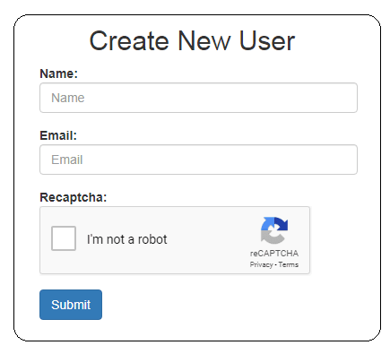 Google Recaptcha Example In Laravel