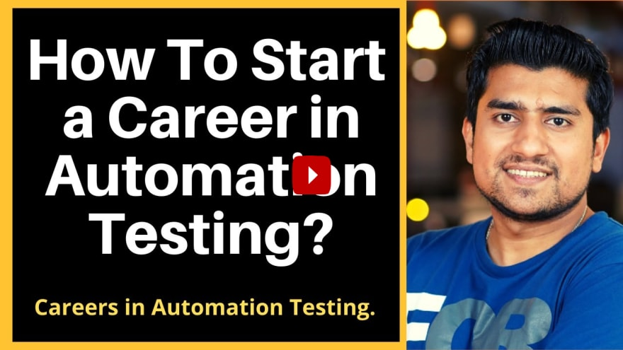 How to start a Career in Automation Testing