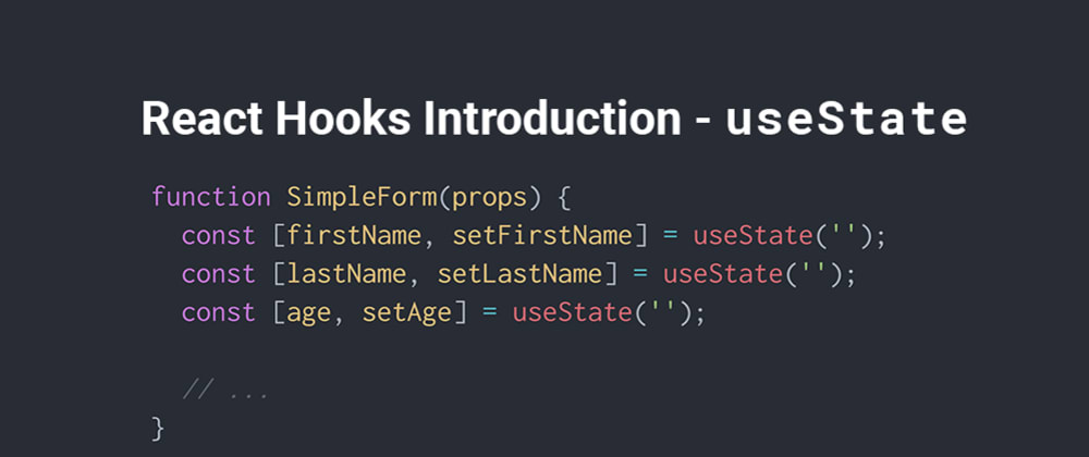 Cover image for React Hooks are live. Here is your introduction