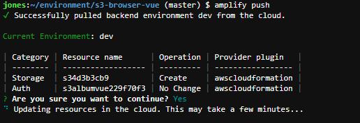 Pushing storage to cloud