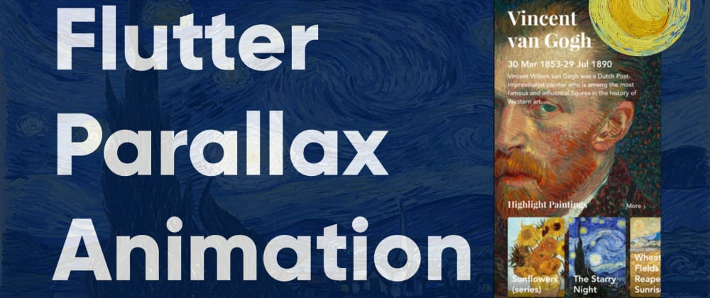 Cover image for Flutter Image Parallax Scrolling Effect