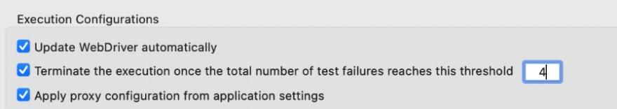 Test-Failure-Thresholds