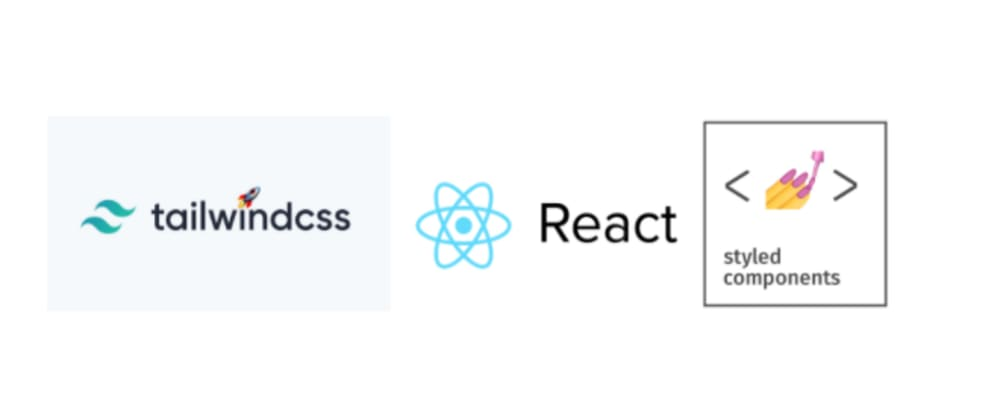 Cover image for TailwindCSS vs Styled-Components in ReactJs