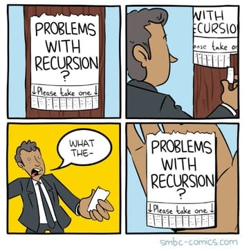 Recursion joke
