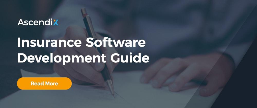 Cover image for Custom Insurance Software Development: Full Guide