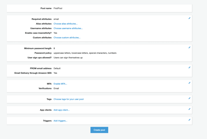 AWS Made Easy | AWS Cognito User Pool Review