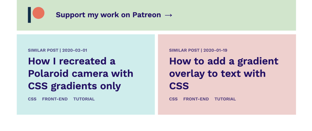 Cover image for Creating a similar post component with Eleventy
