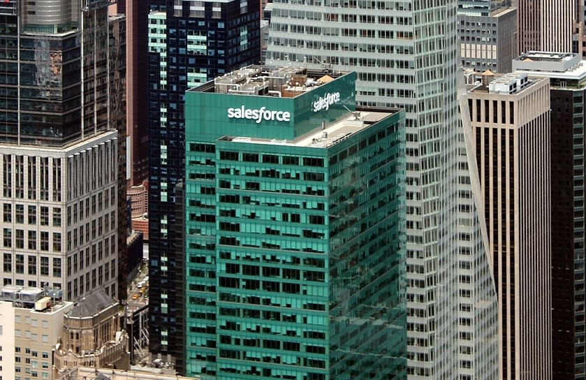 Salesforce New York City