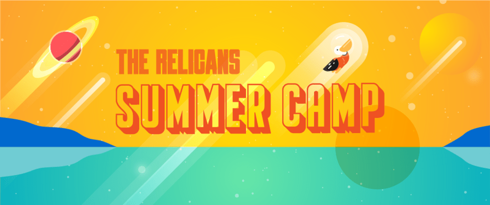 Cover image for Relicans Summer Camp Week 2: Open Source Week