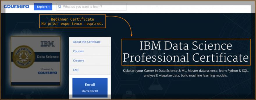 IBM-Data-Science-Professional-Certificate