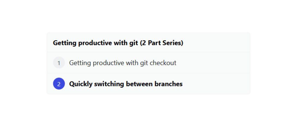 """Cover image for A short guide on how to """"make"""" the series widget on DEV"""