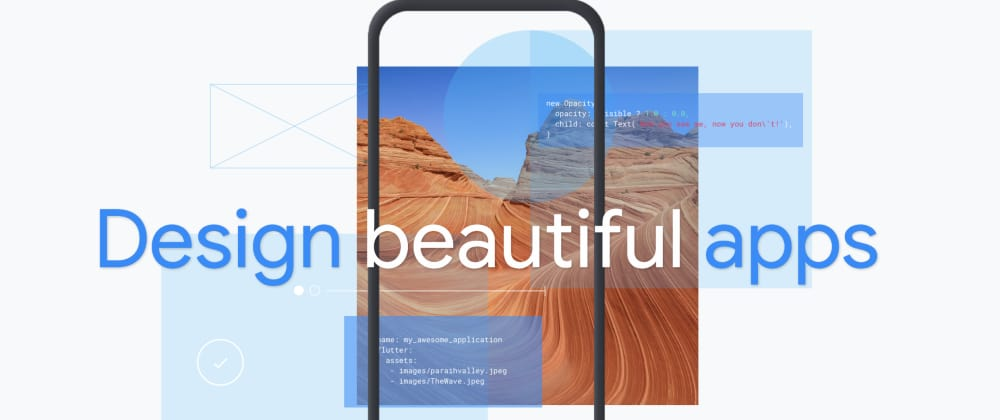 Cover image for My experience with Flutter