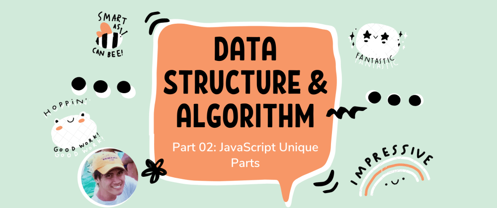 Cover image for Learn Data Structure & Algorithm in JavaScript | Part 02