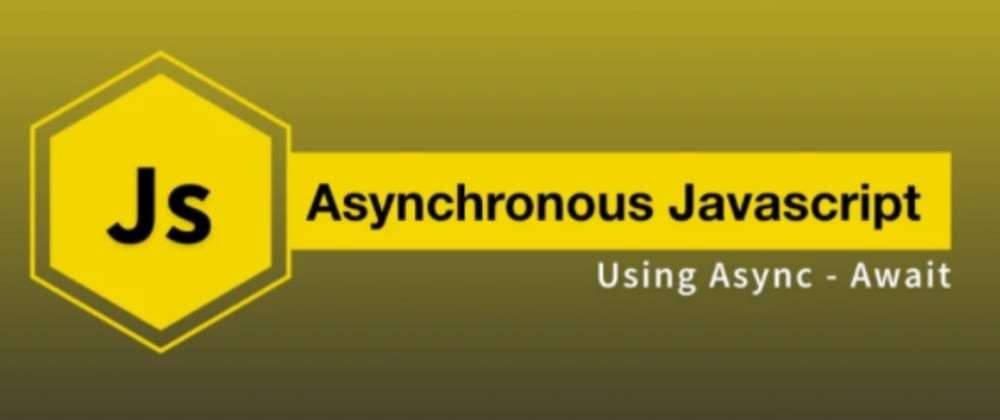 Cover image for Clean up your code with Async and Await