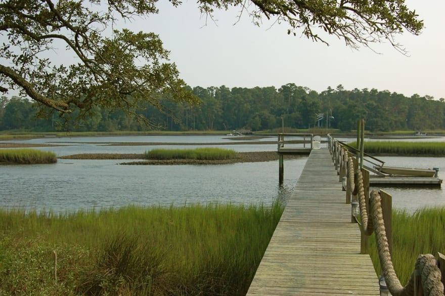 Dawson's Creek creek