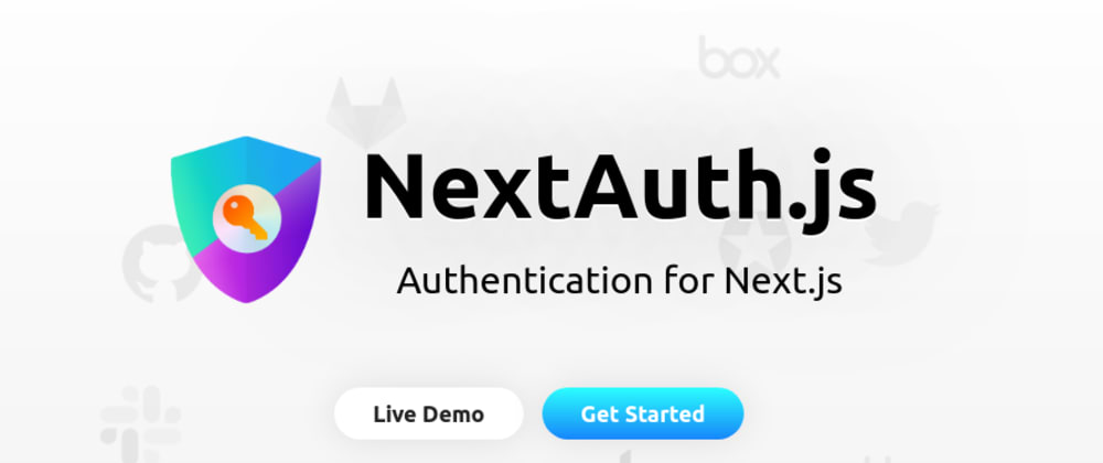Cover image for Adding Authentication to an existing serverless Next.js App in no time with NextAuth.js!