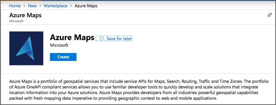 Are you where you should be? Checking Geofences using Azure Maps