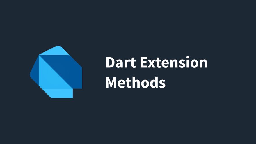 Article Header - Dart Extension Methods