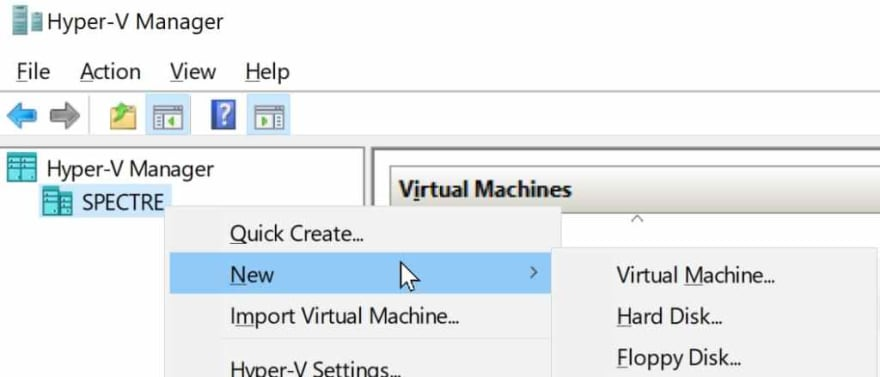 01-Hyper-V-create-options-1