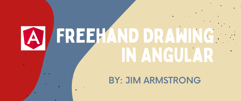Cover image for Freehand Drawing in Angular