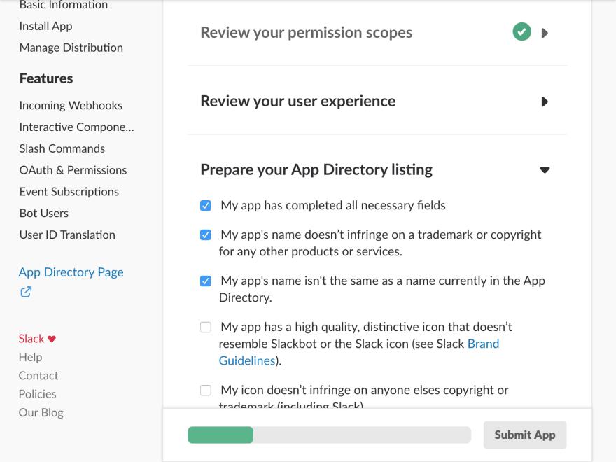 The Slack App Directory Developer Review 👨🏻 🏭 - DEV Community