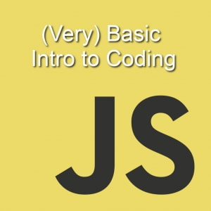 (Very) Basic Intro to Coding