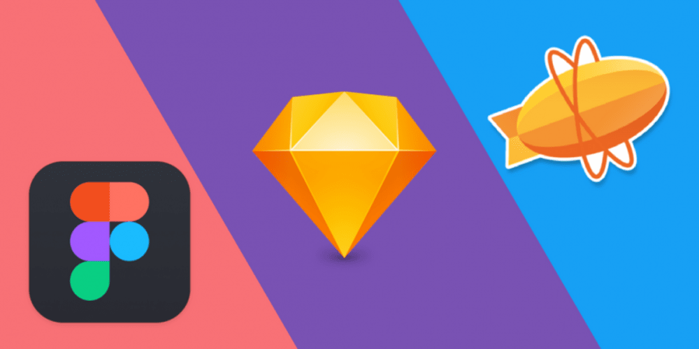 3 major changes in the main UX design tools: Figma, Sketch