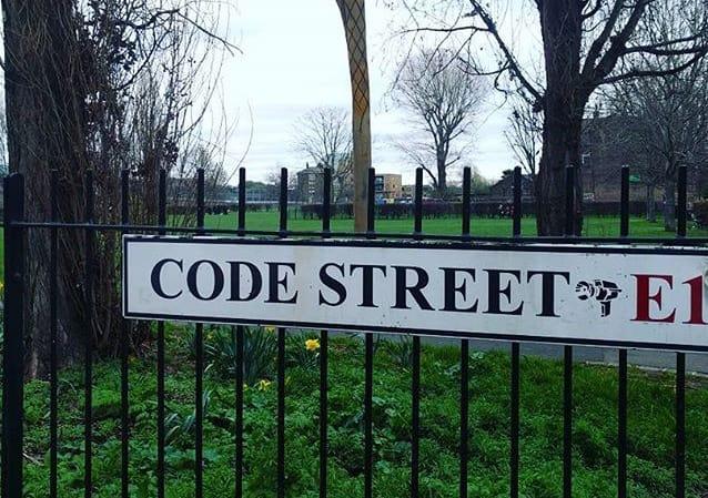 alt code street