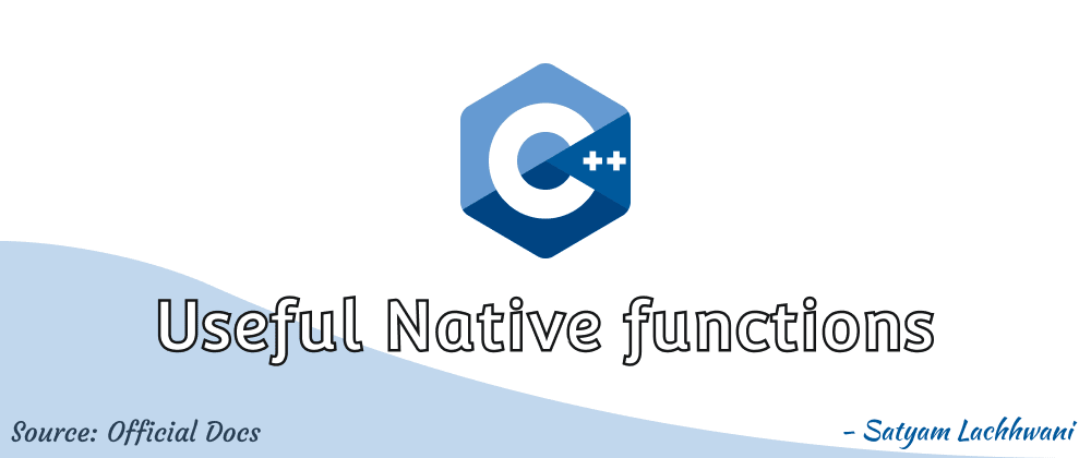 Cover image for Lambda functions in C++