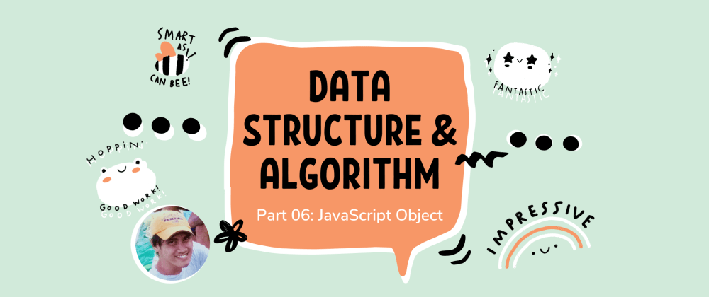 Cover image for Learn Data Structure and Algorithm in JavaScript | Part 06