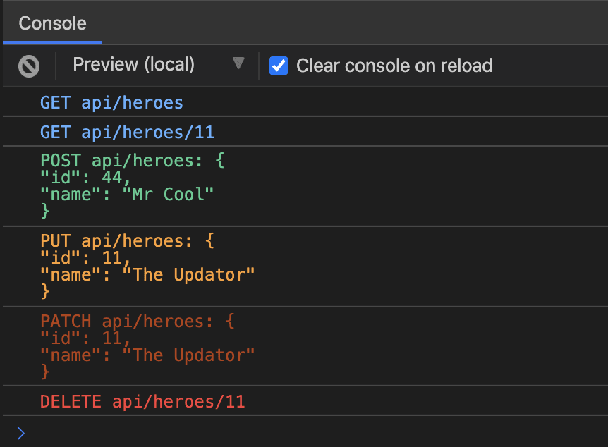 Colorize your routes in Angular with a simple interceptor.