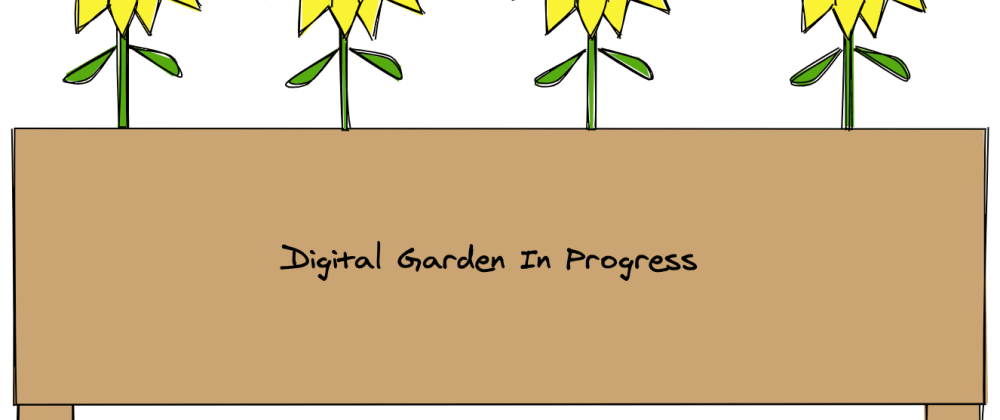 Cover image for What is a digital garden?