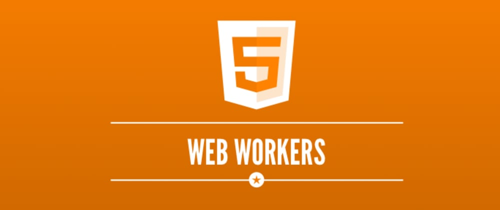 Cover image for Introduction to Web Workers aka Multi-Threading in browser