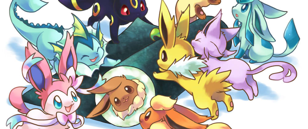 Cover image for Eevees, Quizzes, and Singletons, Oh My!