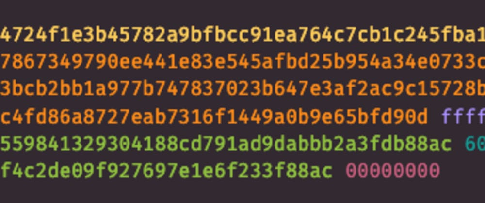 Cover image for Deconstructing a bitcoin transaction