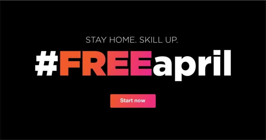 Pluralsight #FreeApril