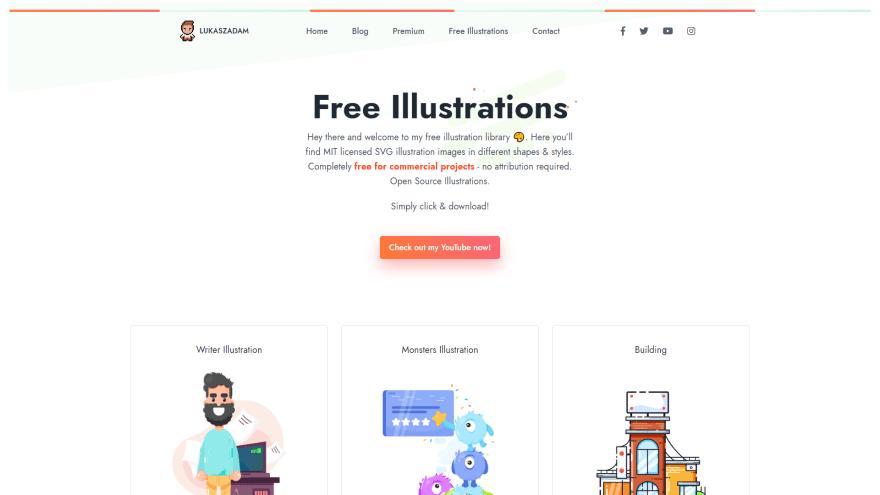 Free Illustrations