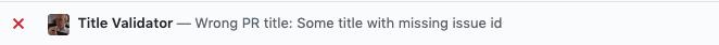 Verifies that PR title matches regexp (multiple commits)