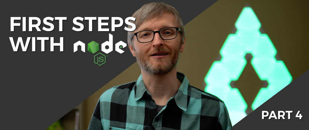Cover image for Use Node.js to build a time server and a web server